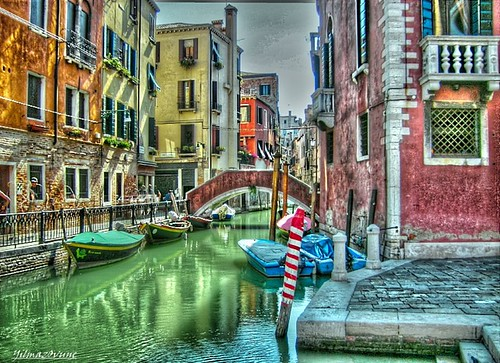 VENICE/ITALY by yilmaz ovunc, on Flickr