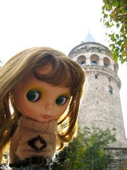 This is Galata Tower