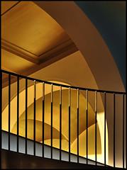 Lines and Curves (composingfun) Tags: architecture photoshop d50 nikon arch bahnhof ps decke architektur hdr hdri bogen gelnder linien photomatix roundarch semicircular tonemapping tthdr rundbogen rundbgen