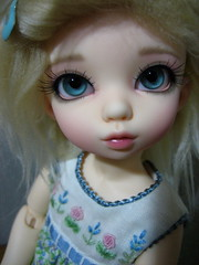 FairyLand Little Fee Pipi - girl (leahlilly) Tags: bjd fairyland pipi ltf faceup littlefee