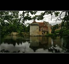 (~JustJayne~) Tags: lake castle canon eos kent pretty sigma medieval romantic quaint picturesque 1020 delightful scotney 400d