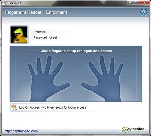 Enable Logon Using Biometric Fingerprint Reader in Windows 7 x86