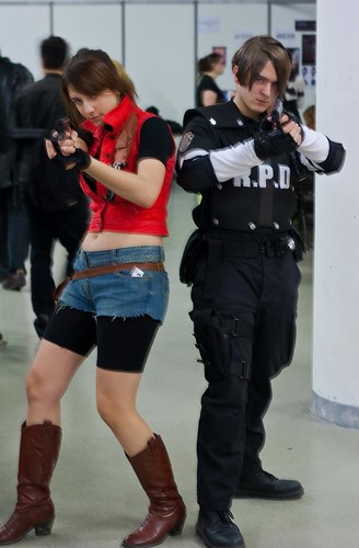 Exactly How To Cosplay Resident Evil 2 Game Personality Leon