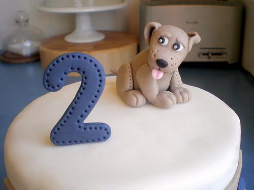 Cake - Puppy 06