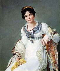 1810 Portrait woman (Belle Brocante) Tags: lady cat paintings royal