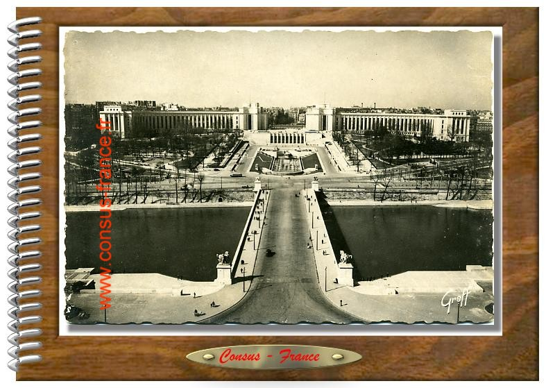 37 Le Palais de CHAILLOT