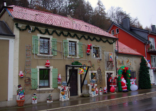 Christmas Decorations, Hobscheid (by wfbakker2)