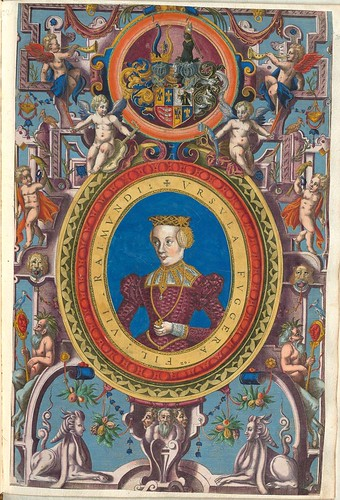 Fuggerorum et Fuggerarum .. Imagines d