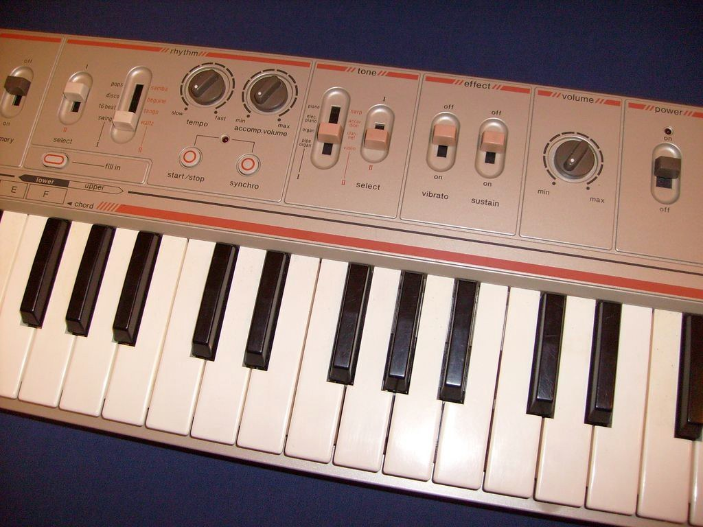 The World's most recently posted photos of casiotone and synth