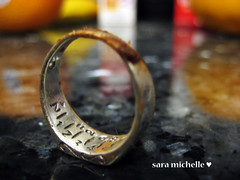 Why you should take off rings before baking