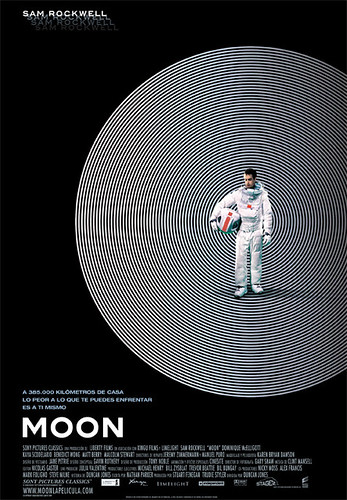 Moon Sam Rockwell Duncan Jones