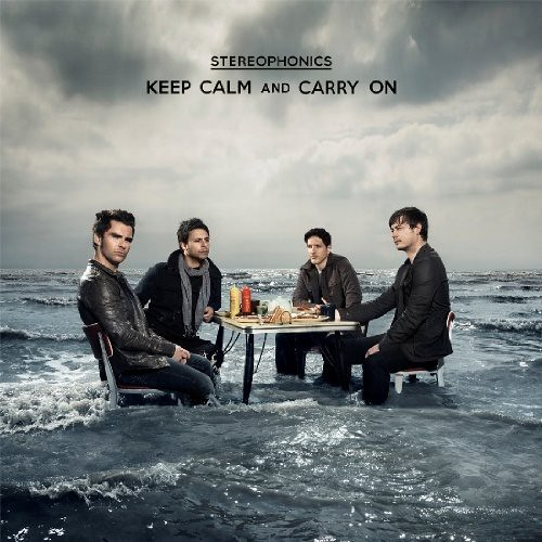 "Stereophonics ""Keep Calm And Carry On"" album cover"