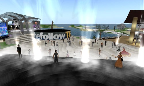 the follow at multiplace in second life
