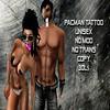 -Hot needle Inc.Pacman Tattoo slurl.com/secondlife/Phoenix%20Uplifted/195/186/21