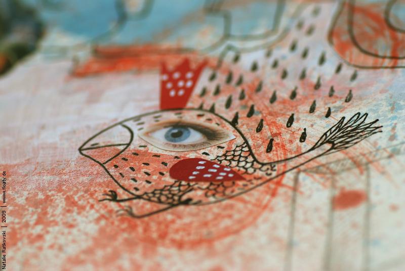 Paper birds, 02
