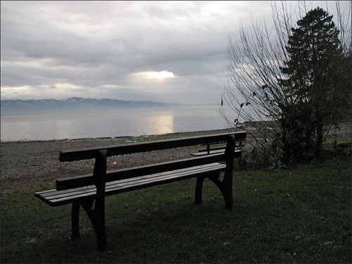 Bank am Bodensee