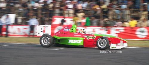 mrf race 320