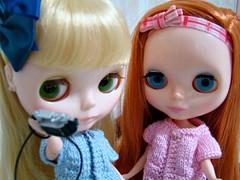 Cindy e Julie