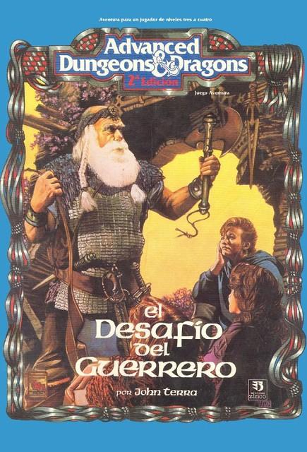 El Desafío del Guerrero