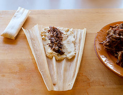 Braised Short Rib Tamales