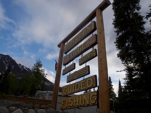 Drifter's Lodge – Cooper Landing, Alaska