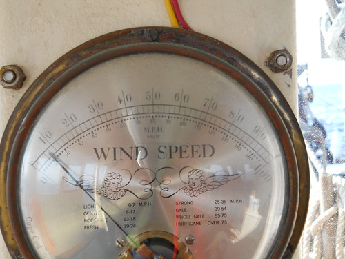 pretty wind speed measurer