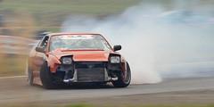 orange car drift (Jack Nevitt) Tags: west car race speed honda point virginia lotus accident ferrari camaro summit bmw hyper mustang z4 wreck fest corvette vette drifting raceway zr1 2011 hyperfest