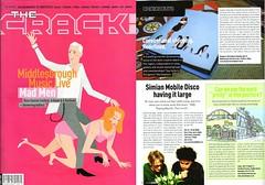 Boreal Photo in 'The Crack' Magazine (Boreal_wallets) Tags: boreal wallets
