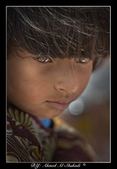 Beauty of Beduin (digitalazia) Tags: portrait people look kids kid eyes faces thinking oman   omani     sinaw