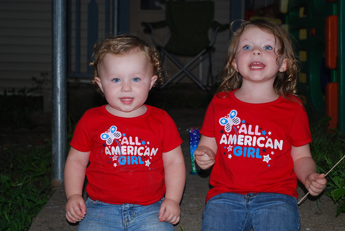 All American Girls, Happy 4th