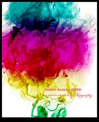 ....  .... (amert alwrd .... [ SHAIMA ]) Tags: colors smoke        amert alwrd