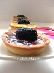 Tartellette al lemon curd e more