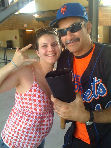 Me with Cowbell Man