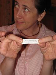 Believe the fortune! (G. J. Charlet III) Tags: jessamyn metafilter mefi mefi10 mefi10nola