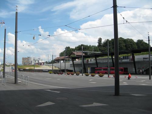 Bern-Brünnen, Westside