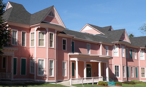 Macon's Pink House