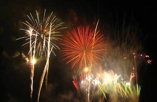 Fuegos Artificiales Sanfermin 2009 7
