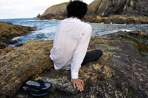 Mirando al mar
