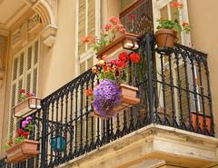 A Terrace in Monaco