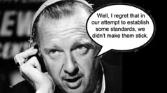 Image of Walter Cronkite and quote