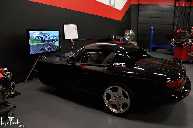 Dodge Viper Video Game Racing Machine