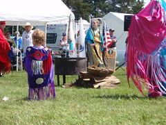 The Order of the Preservation of Indian Culture Pow Wow (June 2009)