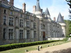Chateau d'Esclimont ext