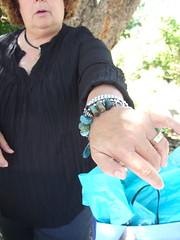 Hammer and Nails Bracelet