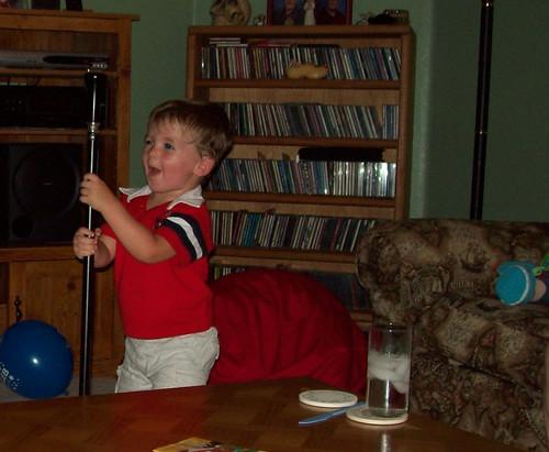 Grandpa's Stick