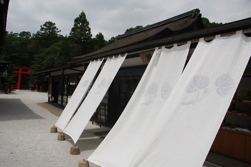 Scenery of the Japanese summer