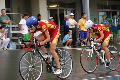 石川県体育大会2009-自転車