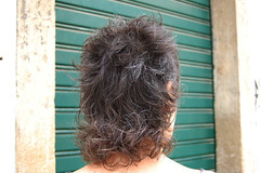 middle lenght hair cut (wip-hairport) Tags: portugal hair cut lisbon wip middle lenght hairport
