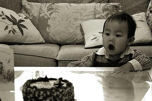 My 1st birthday cake