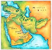 Israel, middle east